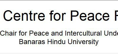 "INDIA – ""Researching for Peace: Experiences from the Field"""