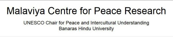 """INDIA – """"Researching for Peace: Experiences from the Field"""""""