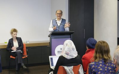 Event: 'Multiculturalism, Interculturalism and Diversity Governance in the New Millennium: A Conversation with Tariq Modood and Fethi Mansouri'