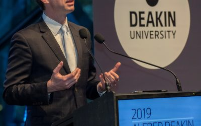 2019 Alfred Deakin Institute Oration