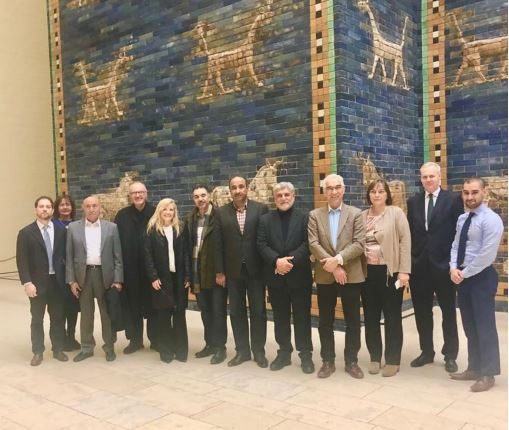 Participation in a Joint Project on US-Europe-Iraq Cooperation
