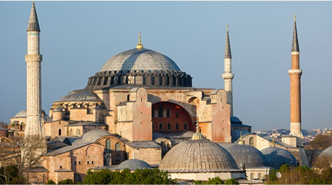 News Item – UNESCO Statement on Hagia Sophia, Istanbul