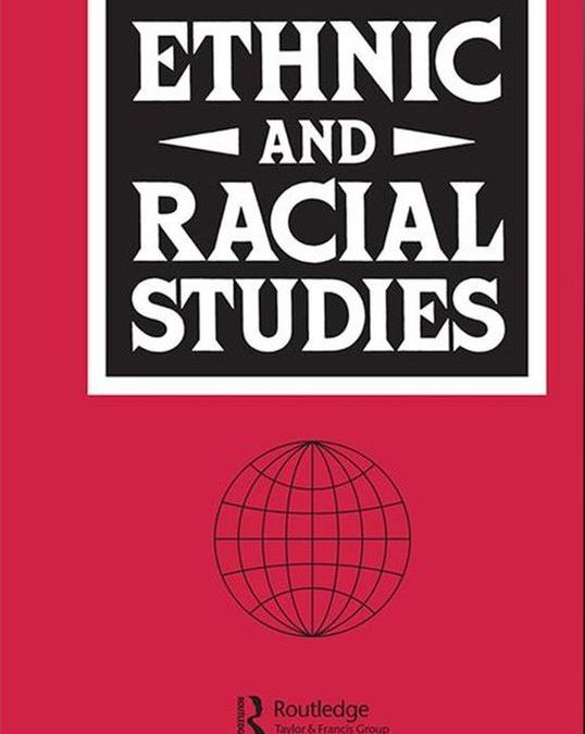 Journal Article: Young Muslim Australians' experiences of intergroup contact and its implications for intercultural relations